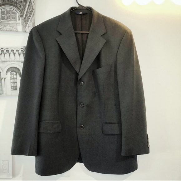Brooks Brothers Other - Brooks Brothers 346 Men's Jacket charcoal gray